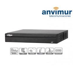 DVR 16 canales, Tríbrido (analógico/HDCVI/IP), 1080N/720P