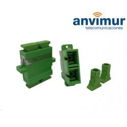 F/F Adaptor –SC/APC Duplex