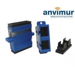 Adaptador H/H - SC/UPC Duplex