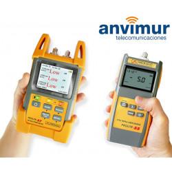 "Fibre optics ""Low Cost"" Measurement kit"