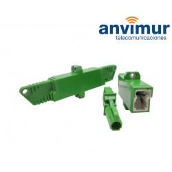 Adaptador H/H - E2000/APC Simplex