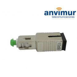 F/M Attenuator –SC/APC 10dB