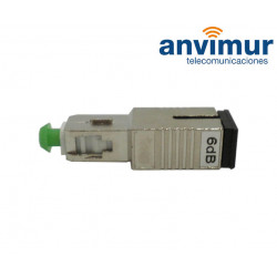 F/M Attenuator –SC/APC 6dB