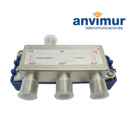 Splitter 5-2400Mhz 3 outputs