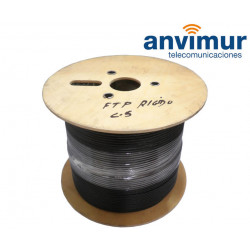 Cable FTP C5E Exterior 500M, CU