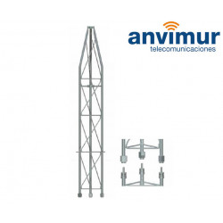 REINFORCED TOWER UPPER SECTION 1500X200 MM