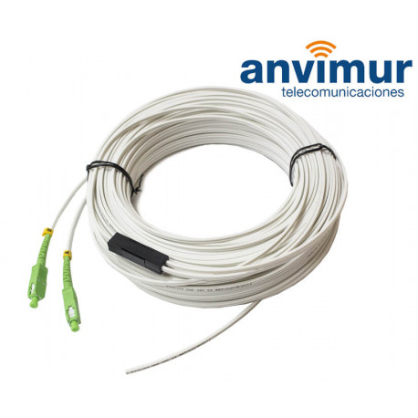 PIGTAIL 60M DOBLE FO con conector