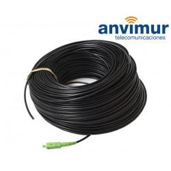 Outdoor Patch Cord 200m, 1 optic fibre G657.A2 - SM9/125