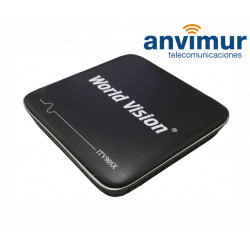 Receptor FreeSat / GTMedia Android TV Box G1 |
