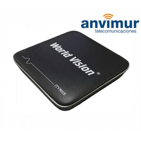 Receptor FreeSat / GTMedia Android TV Box G1 |