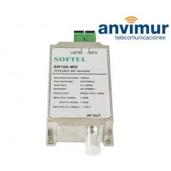 Conversor Pasivo FTTH/CATV, Paso con filtro CWDM SR100