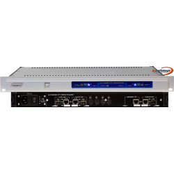 EDGE Remultiplexor entradas IP y ASI