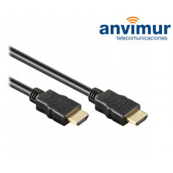 HDMI cable, m/m, 1.5 meters