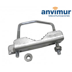 60mm SHORT MAST CLAMP M6