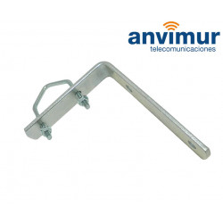 BOLTED ANGLED SUPPORT M6