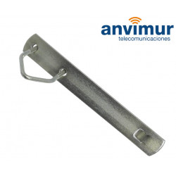 EMBEDDED IN-WALL CLAMP 25CM