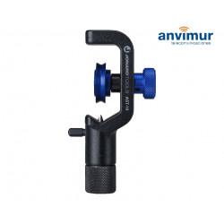Corte longitudinal y radial de cable blindado y sin blindar de 4-10 mm