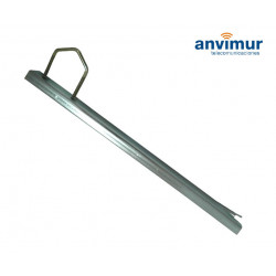 REINFORCED EMBEDDED IN-WALL CLAMP 50CM
