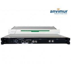 Receptor Doble DVB-T/T2/C FTA Salida ASI e IP simultaneas