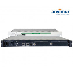 DVB-T/T2/C Receiver CI, ASI output and IP outputs
