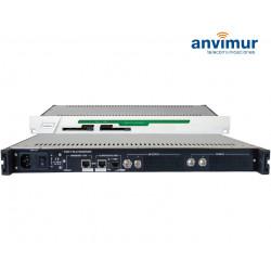 Receptor DUO DVB-T/T2/C CI Salida ASI e IP simultaneas