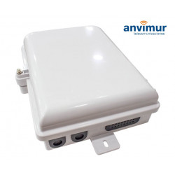 Anvimur distribution box up to 24 outputs