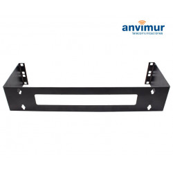 "2U 19"" Wall Mount Bracket for Connecting Panels"