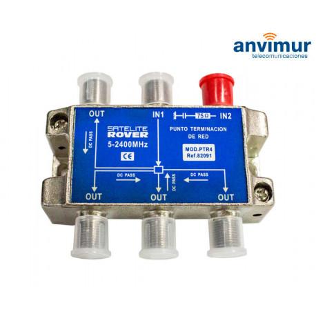 Anvimur Derivator 5-2400Mhz 8 outputs 16dB.
