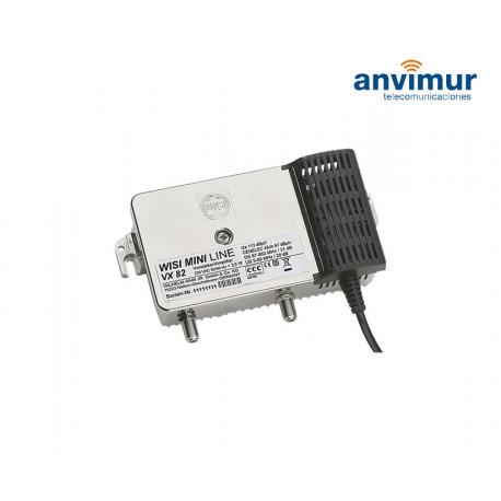 Amplificador de señal TV Wisi VX 82
