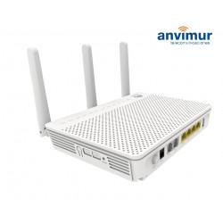 ONT Huawei EG8245Q | 4 GE + 2 TELF. + 1 USB + Wi-Fi 2.4G/5G AC