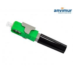 Conector mecánico rápido SC/APC | ANCR2