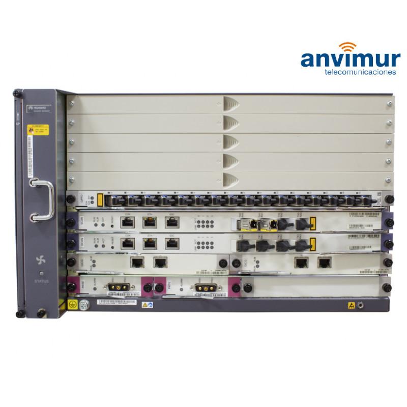 OLT Huawei MA5683T 48V 16 PON C+   Anvimur