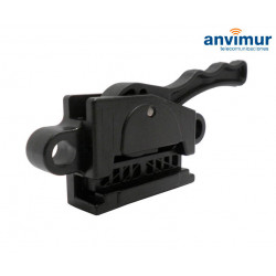 Mini aerial anchoring clamps