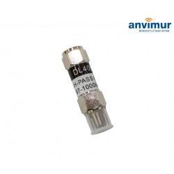 Filtro de paso alto 87-1000 Mhz