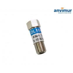 Attenuator 3dB 5-1000MHz WISI