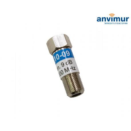Attenuator 6dB 5-1000MHz WISI