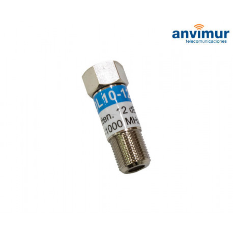 Attenuator 9dB 5-1000MHz WISI