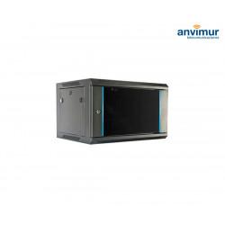 "Wall mounted 19"" 6U rack cabinet 600X450X368mm"