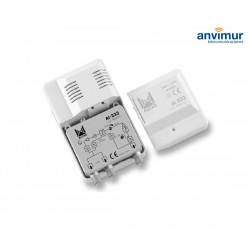 Amplificador Multibanda 2 Salidas CATV VR 65MHz ALCAD