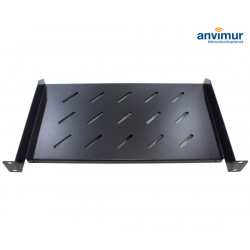 "19"" FIXED TRAY FOR WALL CABINET F280 UP TO 50kg"