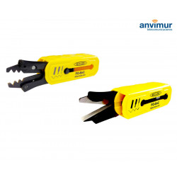 portable 2 en 1 tool, Stripper and Cutter