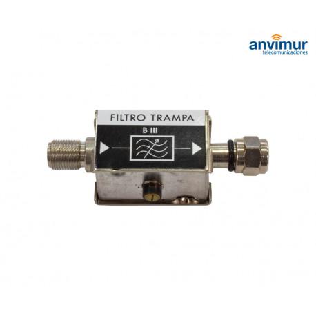 Trap Filter 1C de BIII FT130F