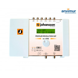 Central Programable Johansson Profiler Revolution 6702