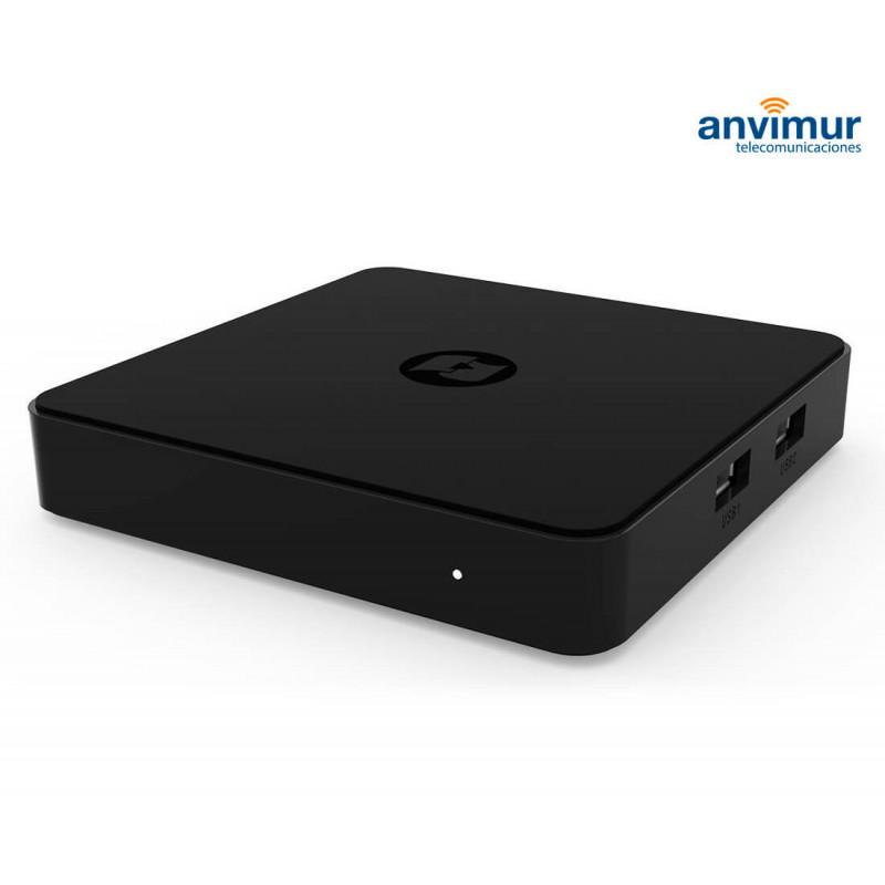 IPTV Set Top Box Hybroad TrueIP - Anvimur Telecomunicaciones | + 30 años