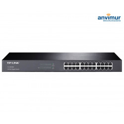 Switch tp-link SG1024 con 24 puertos Gigabit