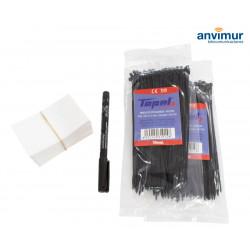 Kit etiquetado fibra óptica