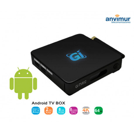 IPTV RECEIVER 912 OTT BOX Android TV