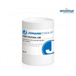 Fiber Scraps Disposal Can