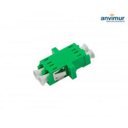 Adaptador H/H - LC/APC Duplex