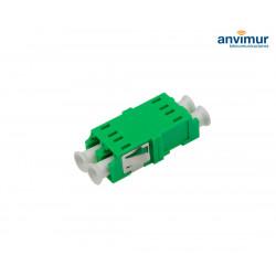 Adaptador H/H - LC/APC Duplex sin soportes